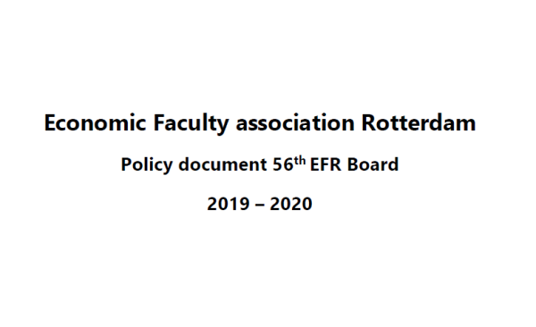 Policy 2019-2020